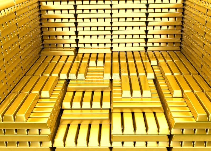złoto zdjęcie royalty free