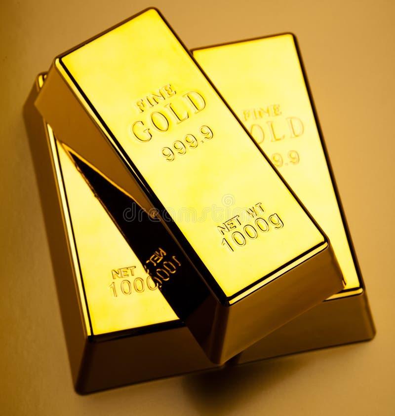 Złoto i pieniądze, nastrojowy pieniężny pojęcie fotografia stock