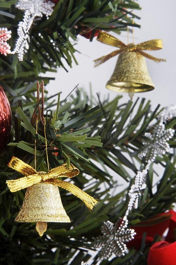 złoty dzwon. zdjęcie stock