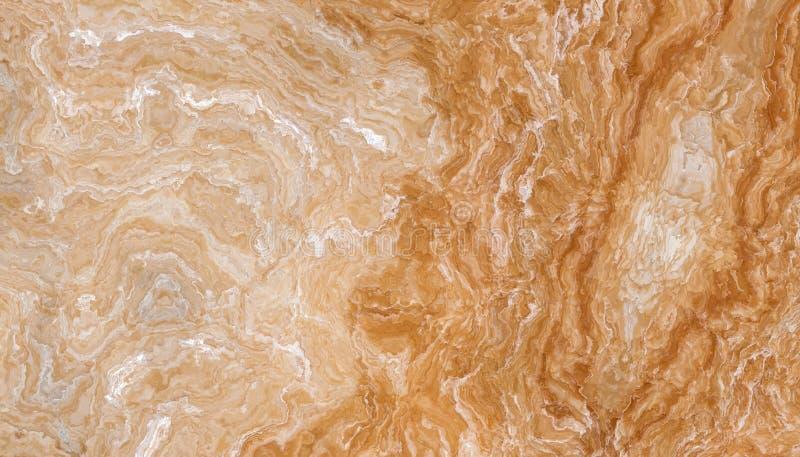 Złoty kędzierzawy marmur obrazy stock