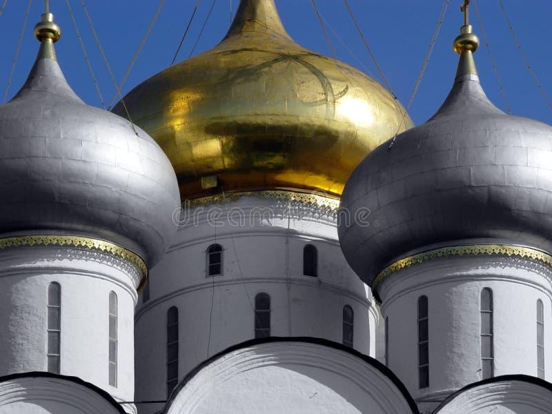 złoty kopuły poziome obrazy royalty free