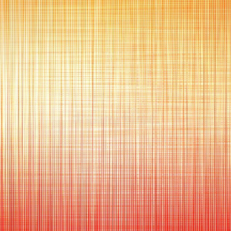 Złoty pomarańczowy tło w małej komórce fotografia royalty free