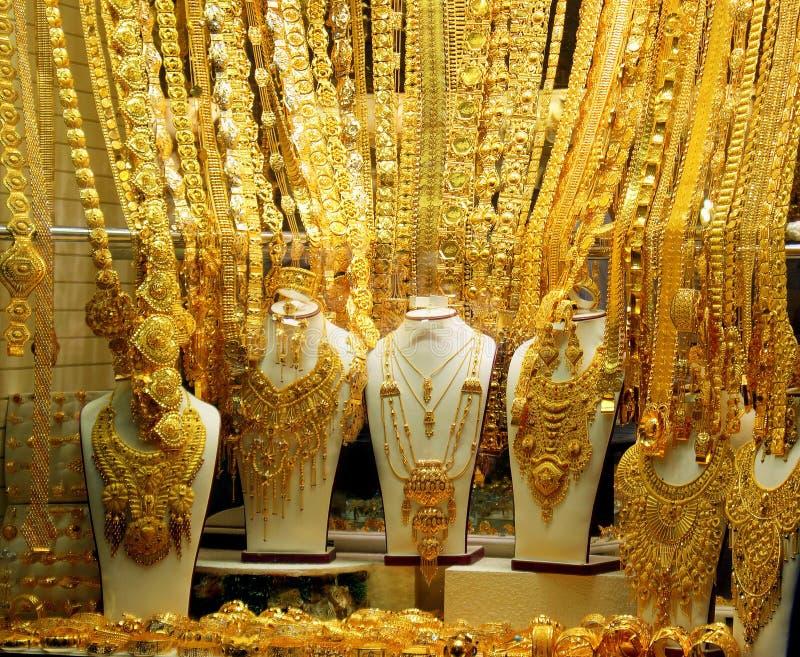 złoty suk fotografia royalty free