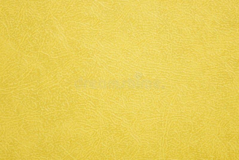 Złoty textured skóry lub folii tekstury tło Abstrakt foliowa tekstura dla grafiki fotografia royalty free