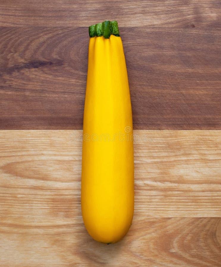 Złoty Zucchini obrazy stock