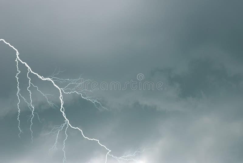 zły pogoda fotografia royalty free