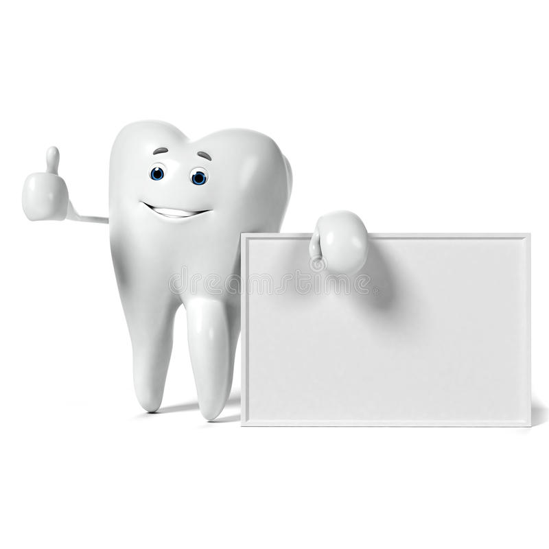 Download Zębu charakter ilustracji. Ilustracja złożonej z dentystyka - 28962699