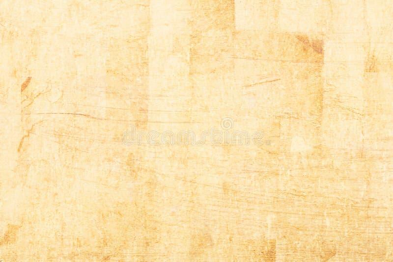 Z?ocisty t?o, tekstury, cienie, stare ?ciany lub narysy, fotografia stock