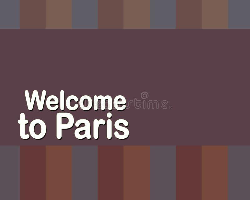 z pary?a, Tekst Pary? Literowanie plakat dla tw?j projekta Francja Podr??y promo Paryska ulotka ja kocham Paris ilustracji