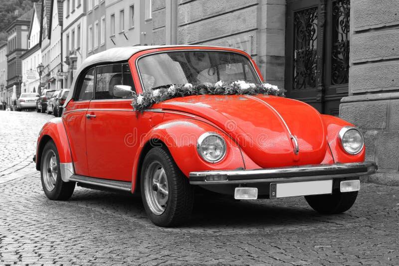 Download Z Retro Samochodem Malowniczy Krajobraz. Zdjęcie Stock - Obraz: 27721598