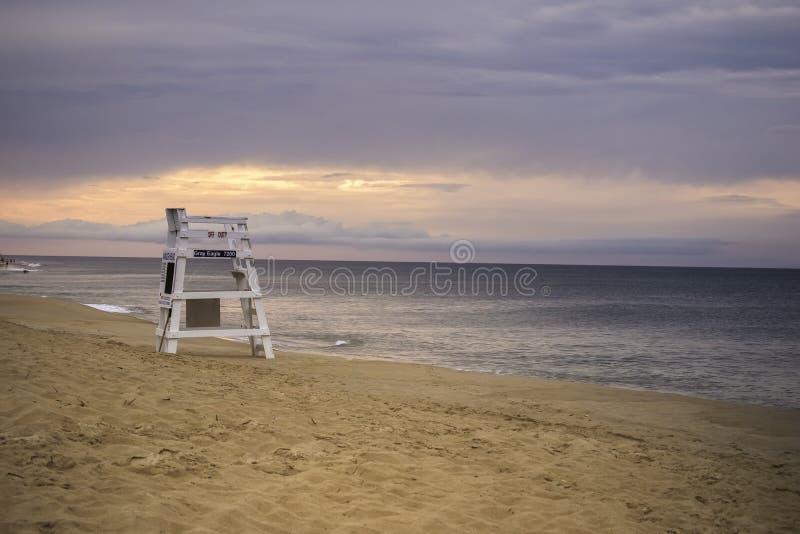 Z sezon plaży fotografia stock