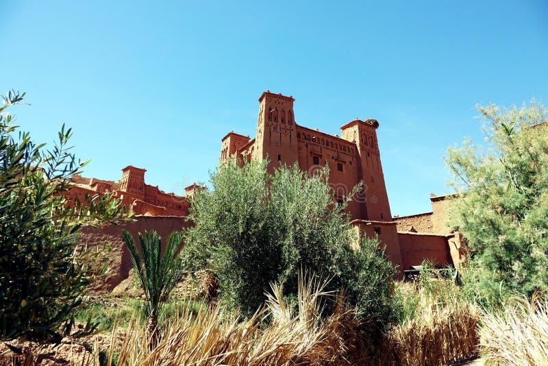 Założenia w południe atlant góry Maroko, Afryka obraz stock