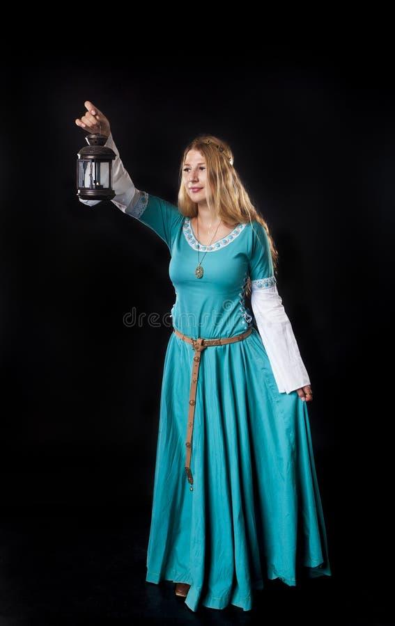 Zaświecać jej ścieżkę zdjęcia royalty free