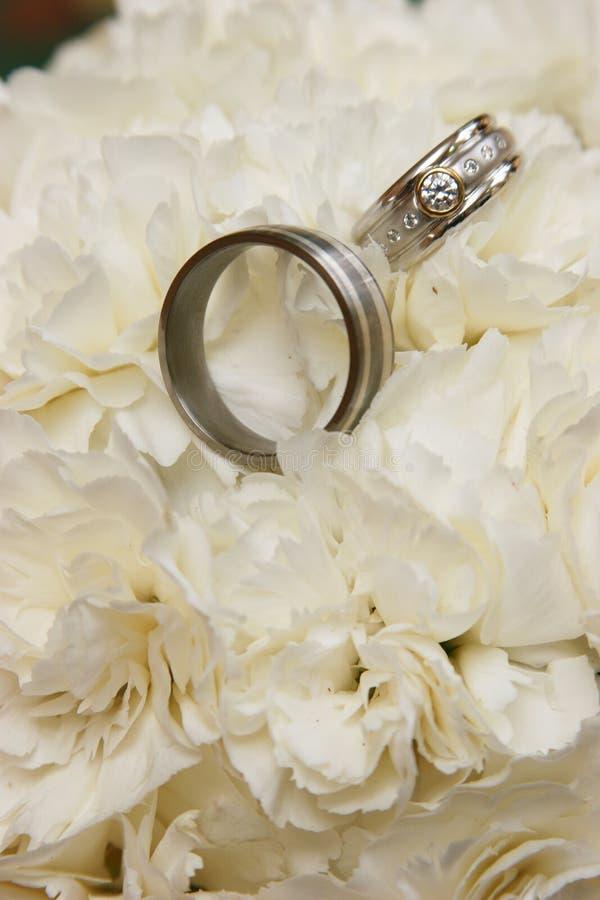 za dwa pierścienie obrazy royalty free