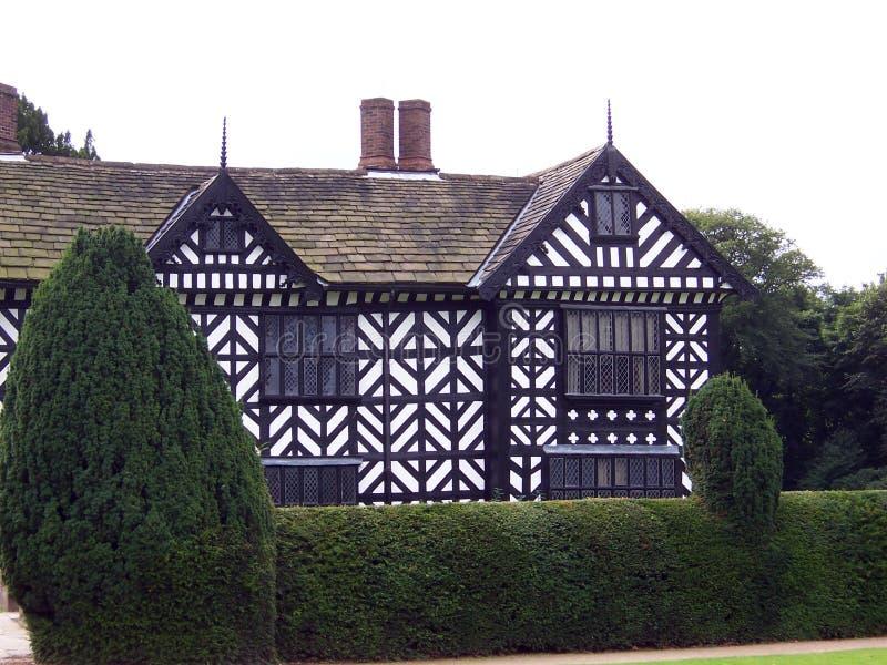 Zaal 1 van Tudor royalty-vrije stock fotografie