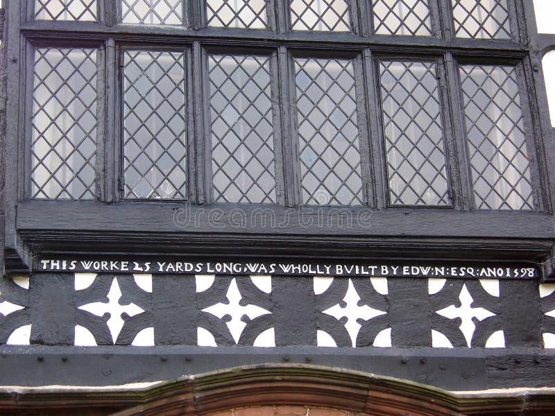 Zaal 3 van Tudor royalty-vrije stock afbeeldingen