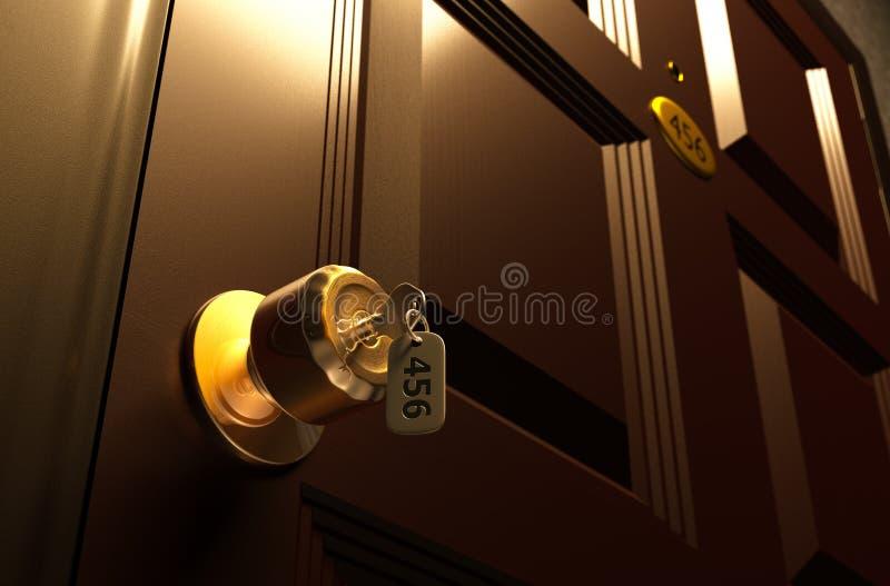 Zaal 456 stock afbeelding