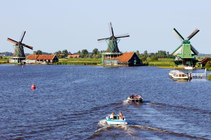 Zaanse Schans - Holland Editorial Photo