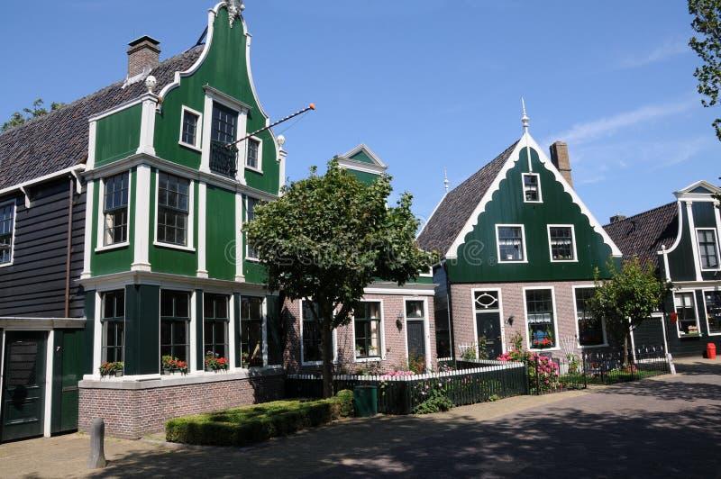Zaanse Schans royalty free stock photography