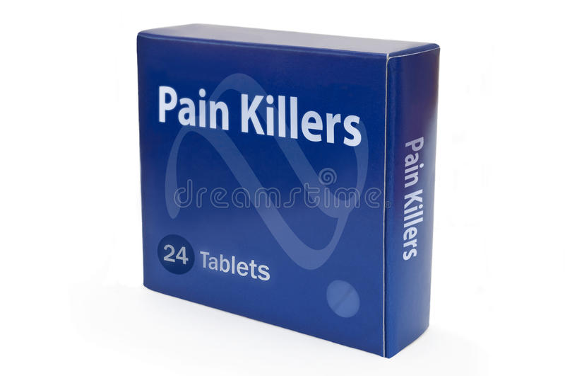 zabójcy ból zdjęcia stock