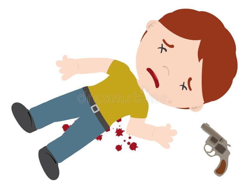 Zabójstwo ilustracji