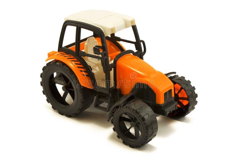 Download Zabawkarski ciągnik zdjęcie stock. Obraz złożonej z machine - 13331996