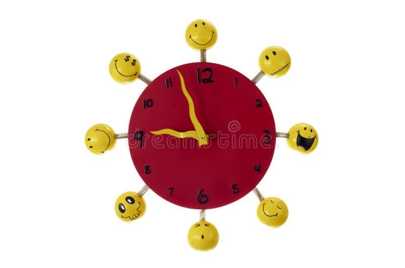 Download Zabawkarski Czerwień Zegar. Zdjęcie Stock - Obraz złożonej z kolor, objurgate: 28961126