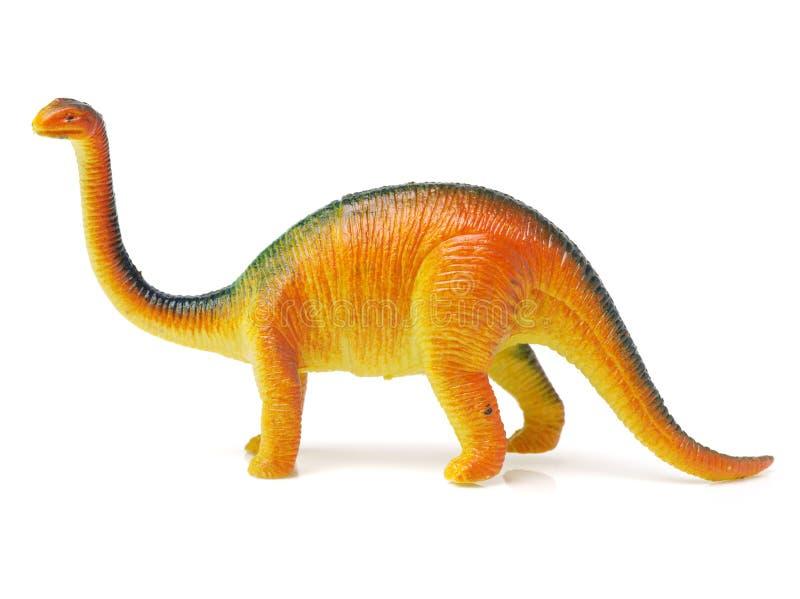 Zabawkarski dinosaur zdjęcie stock