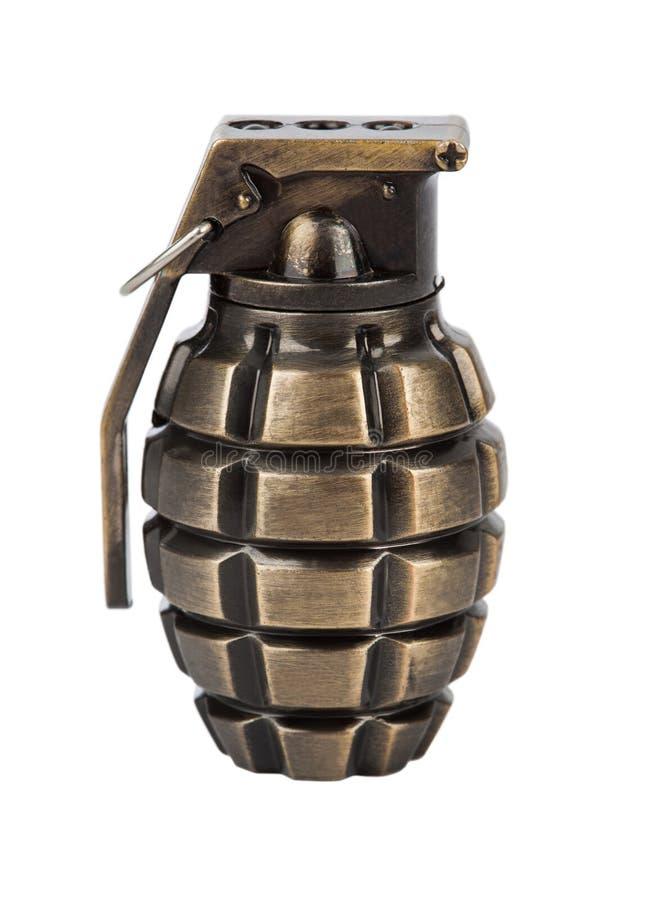 Zabawkarski granat ręczny zdjęcie stock