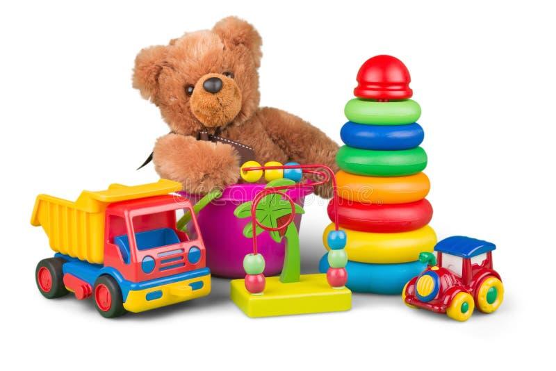 zabawki fotografia stock