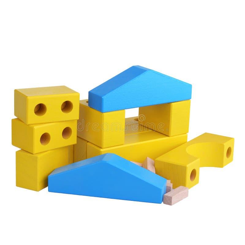 zabawki, drewniany zdjęcie stock
