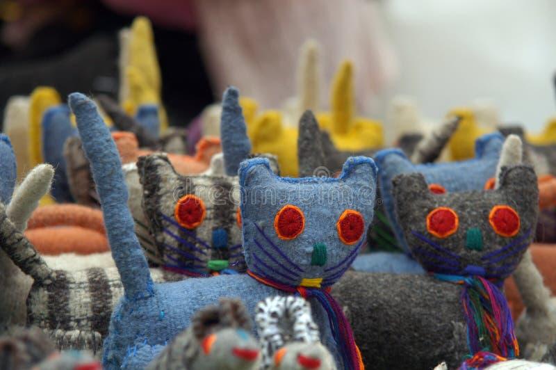 zabawki meksyk obrazy stock