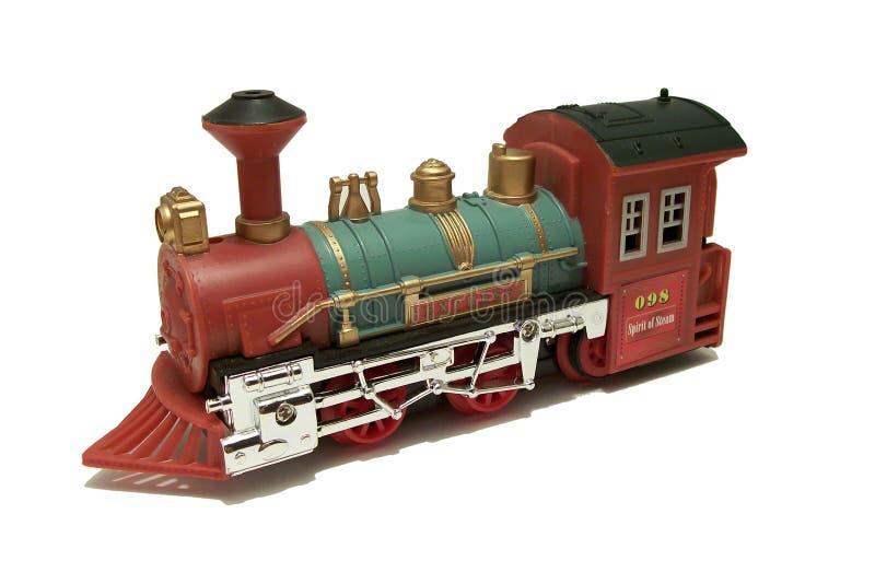 zabawkowy pociąg zdjęcia stock