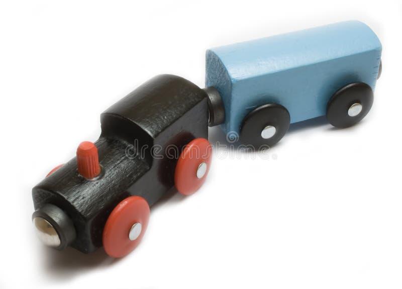 zabawkowy pociąg obrazy stock