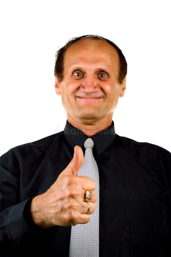 zabawną osobą zdjęcia stock