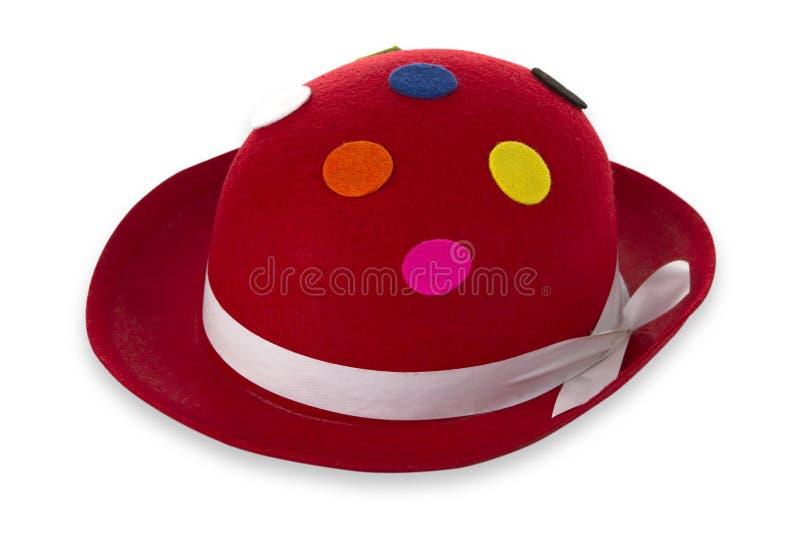zabawne, kapelusz fotografia royalty free