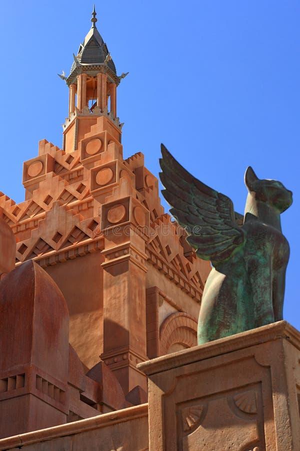 Zabawy centrum - królewiątka miasto, Eilat, Izrael fotografia stock