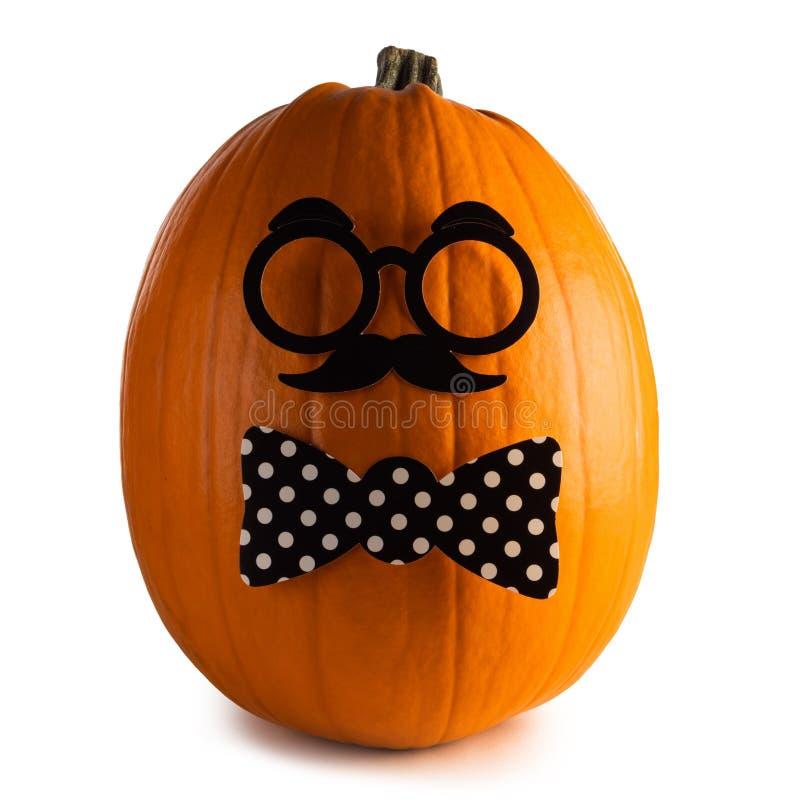 Zabawy Halloween bania fotografia royalty free