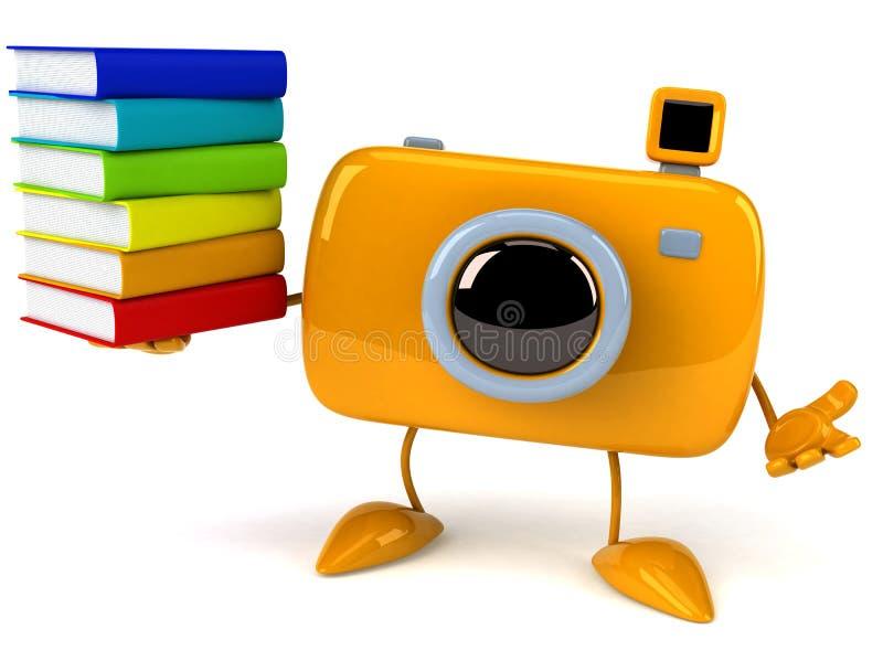 Zabawy kamera ilustracja wektor