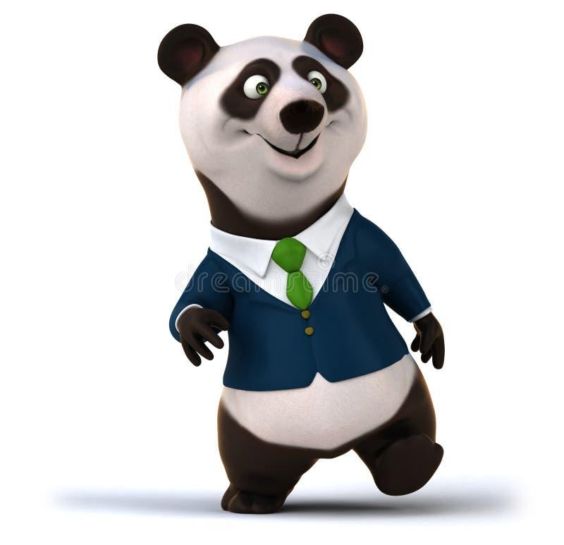 Download Zabawy panda ilustracji. Ilustracja złożonej z ikona - 53792773