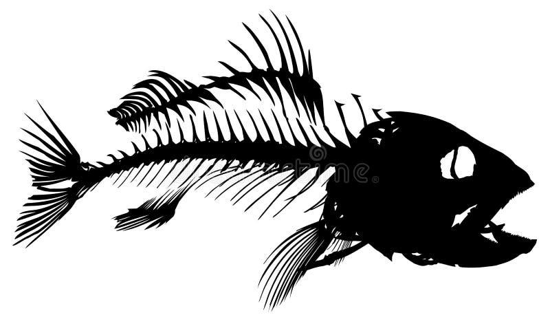 zabawy rybną ilustracyjny zredukowany wektora ilustracja wektor
