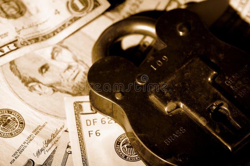 zabezpieczenie finansowe zdjęcia stock