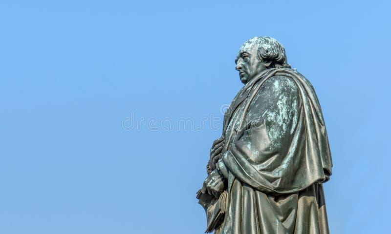 Zabytek Johann Gottfried Herder obraz stock