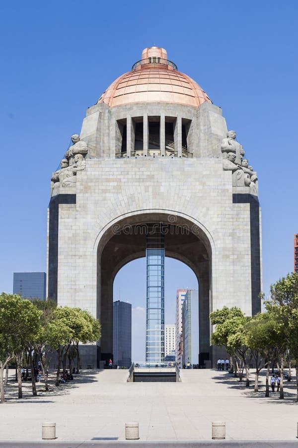 Zabytek Meksykańska rewolucja zdjęcia stock
