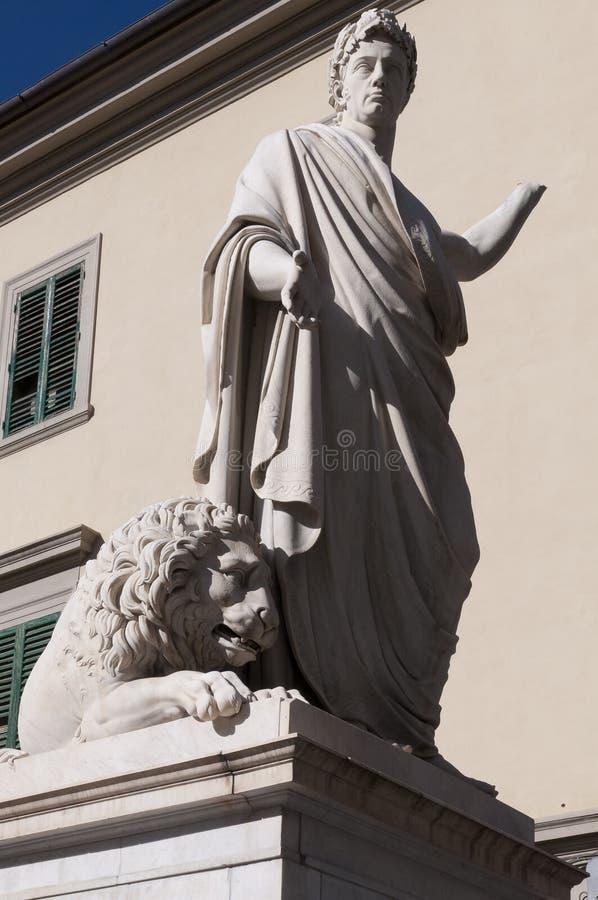 Zabytek Uroczysty diuk Ferdinand III obraz royalty free