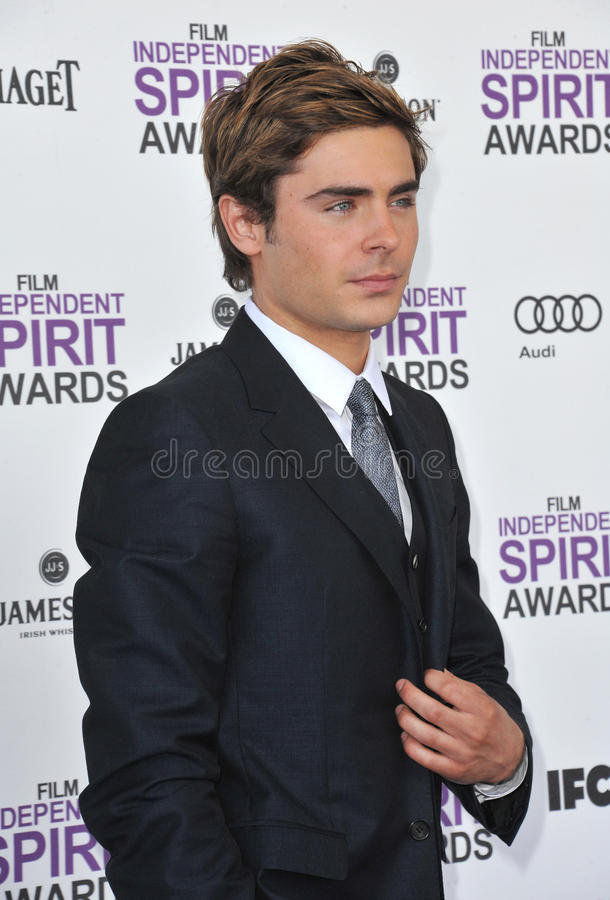 Zac Efron photos stock