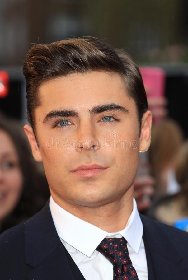 Zac Efron. Arriving for 'The Lucky One' European Premiere, Bluebird, Chelsea, London. 23/04/2012 Picture by: Henry Harris / Featureflash stock photography