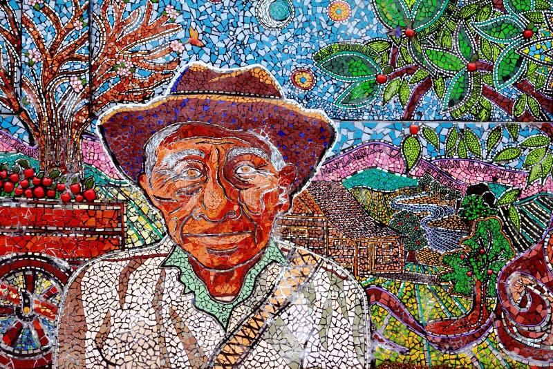 Zacatlan I mural image libre de droits