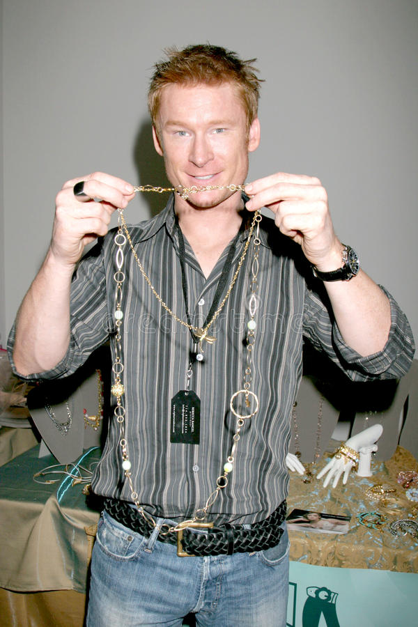 Download Zach Ward GBK American Music Awards Gifting Suite 2007 - Los Angeles, CA Editorial Stock Image - Image: 20636319