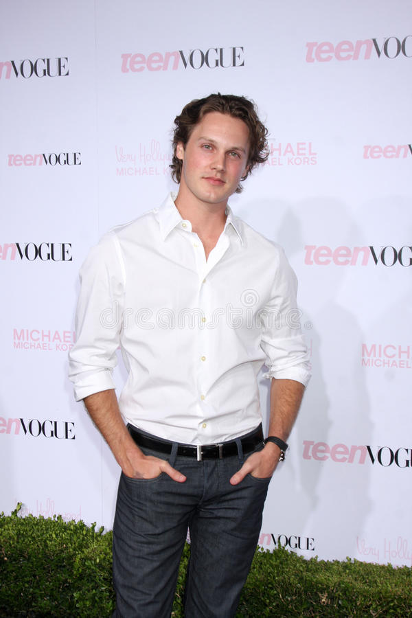 Zachary Abel arrives at the 8th Teen Vogue Young Hollywood Party - Red Carpet
